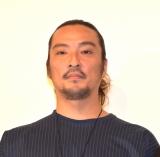 映画『影に抱かれて眠れ』の公開初日舞台あいさつに登壇した若旦那 (C)ORICON NewS inc.