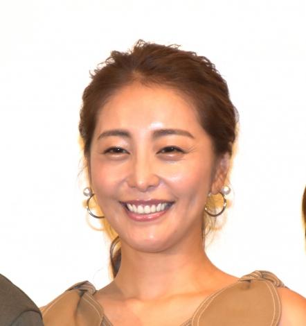 映画『影に抱かれて眠れ』の公開初日舞台あいさつに登壇した熊切あさ美 (C)ORICON NewS inc.