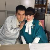 神田松之丞が『徹子の部屋』の打ち合わせ現場に潜入(C)テレビ朝日