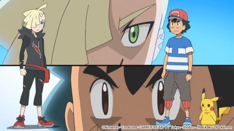 岡本信彦が声を務めるキャラクター・グラジオ(左)