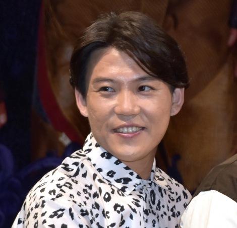 映画『ディセンダント3』ファンミーティングに出席したジャングルポケット・おたけ (C)ORICON NewS inc.