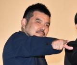 映画『ダウト〜嘘つきオトコは誰?〜』の完成披露上映会に登壇した永江二朗監督 (C)ORICON NewS inc.