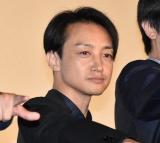 映画『ダウト〜嘘つきオトコは誰?〜』の完成披露上映会に登壇した永山たかし (C)ORICON NewS inc.