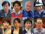 映画『Fukushima 50』に出演することがわかった豪華キャスト陣(C)2020『Fukushima 50』製作委員会