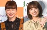 (左から)平愛梨、平祐奈(C)ORICON NewS inc.