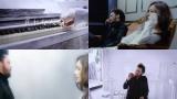 パク・ヘナと横田栄司が歌う「哀れな人間」のミュージックビデオ