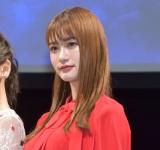 映画『ディセンダント3』ファンミーティングに出席した生見愛瑠 (C)ORICON NewS inc.