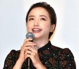 映画『タロウのバカ』の公開記念舞台あいさつに登壇した豊田エリー (C)ORICON NewS inc.