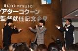 出演舞台の劇中歌「俺よりバカがいた」を披露 (C)ORICON NewS inc.