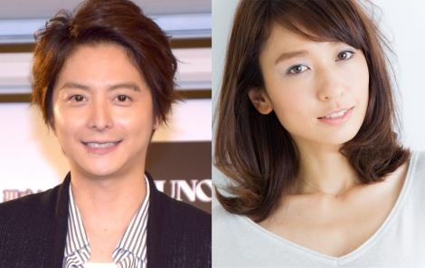 サムネイル 小池徹平(左)の妻・永夏子が第1子出産