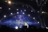 "『GUNDAM 40th FES. ""LIVE-BEYOND""』2日目に出演した森口博子"