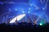 "『GUNDAM 40th FES. ""LIVE-BEYOND""』2日目に出演したBiSH"
