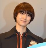 ドラマ『FLY!BOYS,FLY! 僕たち、CAはじめました』の製作発表に出席した小越勇輝 (C)ORICON NewS inc.