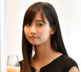 旅行業務の資格取得を報告したさんみゅ〜・木下綾菜 (C)ORICON NewS inc.