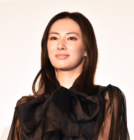 北川景子 (C)ORICON NewS inc.