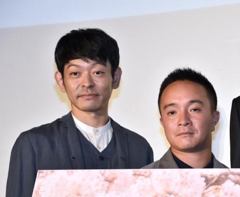 (左から)山中崇、濱田岳 (C)ORICON NewS inc.