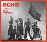 Little Glee Monster 15thシングル「ECHO」(初回生産限定盤A/9月25日発売)ジャケット写真