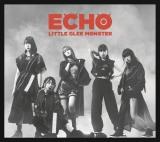 Little Glee Monster 15thシングル「ECHO」(初回生産限定盤B/9月25日発売)ジャケット写真