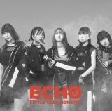 Little Glee Monster 15thシングル「ECHO」(通常盤/9月25日発売)ジャケット写真