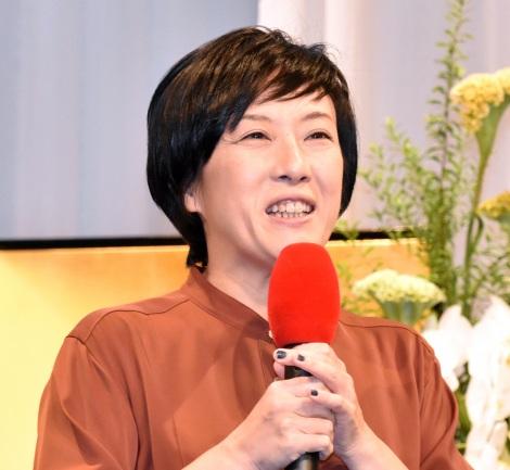2021年大河ドラマ『青天を衝け』脚本の大森美香(C)ORICON NewS inc.