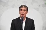 『石屋製菓×吉本興業 新プロジェクト 記者発表』に出席した稲垣豊