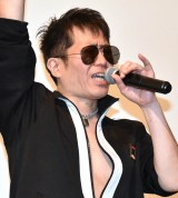 映画『東京アディオス』の上映会に出席した横須賀歌麻呂 (C)ORICON NewS inc.