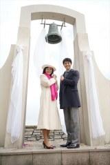 7年前に知り合って結婚した時矢(沢村一樹)と記子(財前直見)だったが…(C)テレビ朝日