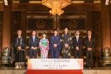 アニメーション映画『HELLO WORLD』京都プレミア、東本願寺で開催