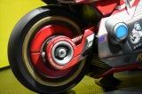 『東京ゲームショウ 2019』内『サイバーパンク 2077』ブースに展示されてる「YAIBA KUSANAGI」バイク