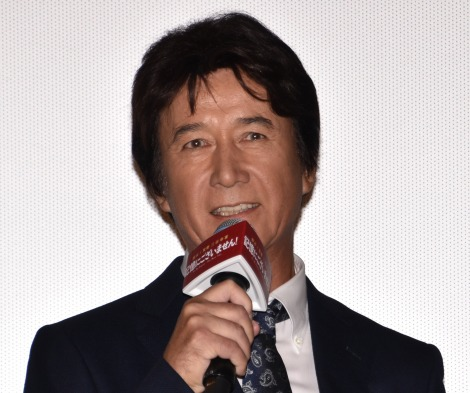 映画『記憶にございません!』の初日舞台あいさつに出席した草刈正雄 (C)ORICON NewS inc.