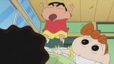 9月13日放送、『クレヨンしんちゃん』は1時間スペシャル。「ひまわりが狙ってるゾ」より(C)臼井儀人/双葉社・シンエイ・テレビ朝日・ADK