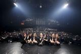 ファン600人、WEB配信21万人が見守ったショーケースライブ Photo by 草刈雅之