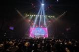"""日本1stアルバム発売記念ライブ『""""The Beginning Of The End"""" SHOWCASE』を開催したDREAMCATCHER Photo by 草刈雅之"""