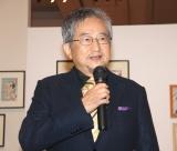 """『画業50年""""突破""""記念 永井GO展』の内覧会より (C)ORICON NewS inc."""