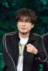 コントのカバーに挑戦した山崎樹範=9月15日放送、BSプレミアム『カバる!〜あのコントを俳優がカバーしたら〜』出演者(C)NHK