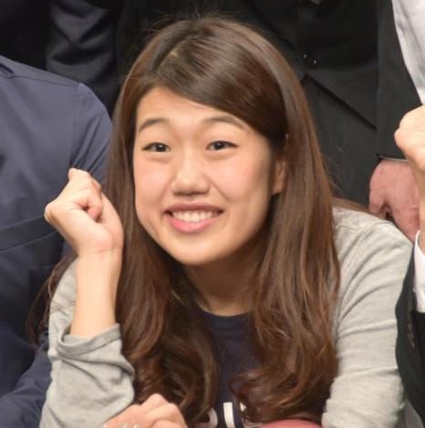 『王様のブランチ』で妊娠を生報告した横澤夏子 (C)ORICON NewS inc.