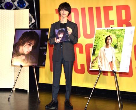 「2020年カレンダー」の発売記念イベントを行った横浜流星 (C)ORICON NewS inc.