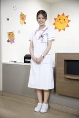 『ドクターX〜外科医・大門未知子〜』(10月17日スタート)に勤勉な看護師役で出演する今田美桜(C)テレビ朝日
