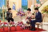 9月27日放送、『徹子の部屋SP TVエンタメ伝説の名場面史』三浦祐太朗(左)が出演(C)テレビ朝日