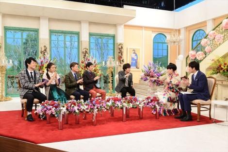 9月27日放送、『徹子の部屋SP TVエンタメ伝説の名場面史』蓄積されたお宝映像の数々を振り返る(C)テレビ朝日
