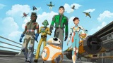 『スター・ウォーズ レジスタンス』(C)& TM 2018 Lucasfilm Ltd.