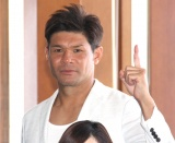 『ONEチャンピオンシップ プレス発表会』に登場した照英 (C)ORICON NewS inc.