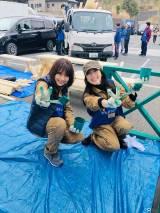 ボランティア活動の撮影にて(C)2019 WOWOW
