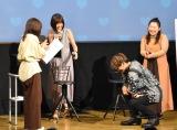 """女性ファンへの""""告白""""に赤面するEXILE NAOTO (C)ORICON NewS inc."""