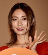 映画『台風家族』の舞台あいさつに出席したMEGUMI (C)ORICON NewS inc.