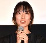 映画『最初の晩餐』完成披露舞台あいさつに出席した戸田恵梨香 (C)ORICON NewS inc.
