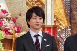 18日放送の『衝撃のアノ人に会ってみた!』に出演する櫻井翔 (C)日本テレビ