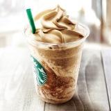 新作フラペが完売すると登場する幻の『コーヒー&クリームフラペチーノwithコーヒークリームスワール』