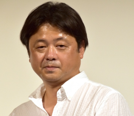 映画『駅までの道をおしえて』完成披露イベントに出席した橋本直樹 (C)ORICON NewS inc.