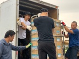台風15号の被害を受けた千葉県への支援を行った西島隆弘